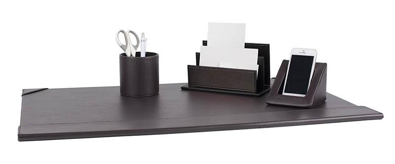 Forniture ufficio portaoggetti set scrivania materiale for Scrivania direzionale prezzi